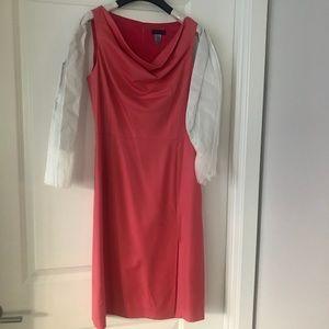 JCrew office wool dress